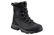Columbia Men's Bugaboot Plus II Omni-Heat black/charcoal